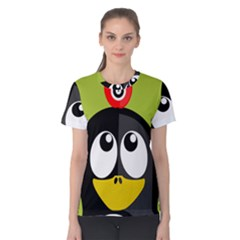 Animals Penguin Women s Cotton Tee