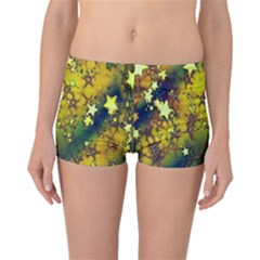 Advent Star Christmas Boyleg Bikini Bottoms