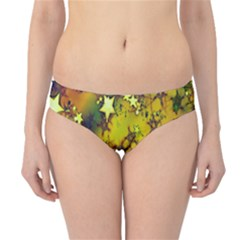 Advent Star Christmas Hipster Bikini Bottoms