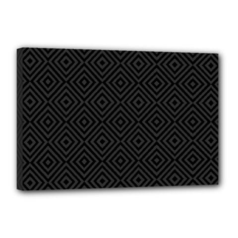 Black Diamonds Metropolitan Canvas 18  X 12