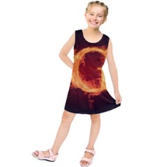 Fire Letterz G Kids  Tunic Dress