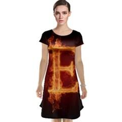 Fire Letterz E Cap Sleeve Nightdress