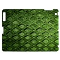 Circle Square Green Stone Apple iPad 3/4 Hardshell Case View1