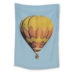 Hot Air Balloon Large Tapestry
