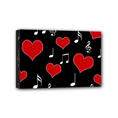 Love song Mini Canvas 6  x 4