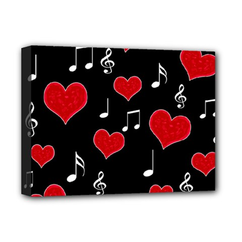Love song Deluxe Canvas 16  x 12