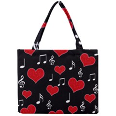 Love song Mini Tote Bag