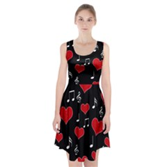 Love song Racerback Midi Dress