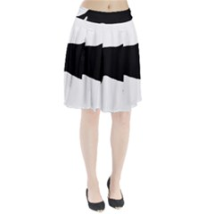 American Water Sp Silo Black Pleated Skirt