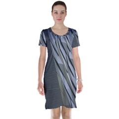 Architecture Short Sleeve Nightdress