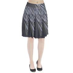 Architecture Pleated Skirt