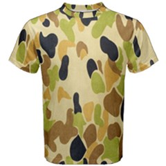 Army Camouflage Pattern Men s Cotton Tee