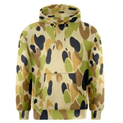Army Camouflage Pattern Men s Pullover Hoodie