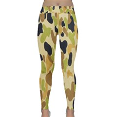 Army Camouflage Pattern Classic Yoga Leggings