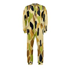 Army Camouflage Pattern OnePiece Jumpsuit (Kids)