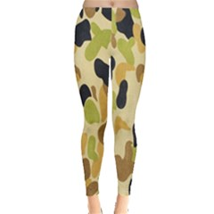 Army Camouflage Pattern Leggings