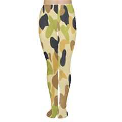Army Camouflage Pattern Women s Tights