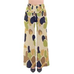 Army Camouflage Pattern Pants