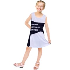 German Shorthaired Pointer Name Silo Kids  Tunic Dress