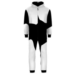 German Shorthaired Pointer Silo Hooded Jumpsuit (Men)