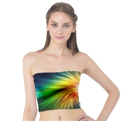 Lamp Light Galaxy Space Color Tube Top