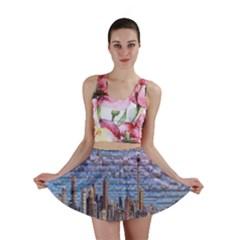 Auckland Travel Mini Skirt