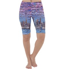 Auckland Travel Cropped Leggings