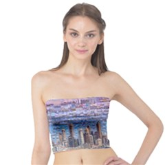 Auckland Travel Tube Top
