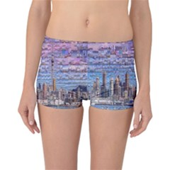Auckland Travel Reversible Bikini Bottoms