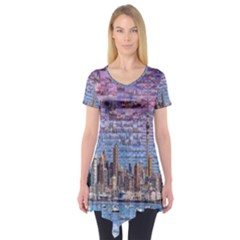 Auckland Travel Short Sleeve Tunic