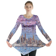Auckland Travel Long Sleeve Tunic