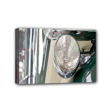 Auto Automotive Classic Spotlight Mini Canvas 6  x 4