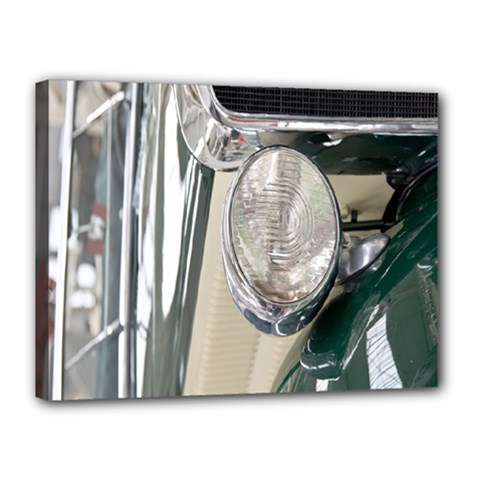 Auto Automotive Classic Spotlight Canvas 16  x 12