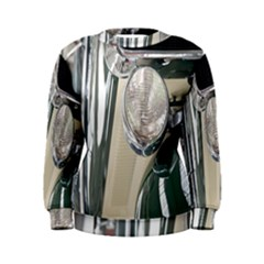 Auto Automotive Classic Spotlight Women s Sweatshirt
