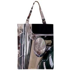 Auto Automotive Classic Spotlight Zipper Classic Tote Bag