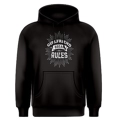 Black girlfriend break the rules  Men s Pullover Hoodie