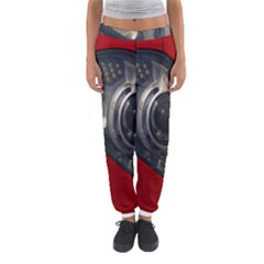 Auto Red Fast Sport Women s Jogger Sweatpants