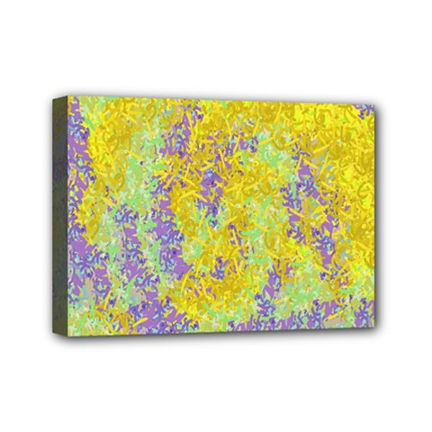 Backdrop Background Abstract Mini Canvas 7  X 5