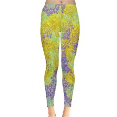 Backdrop Background Abstract Leggings