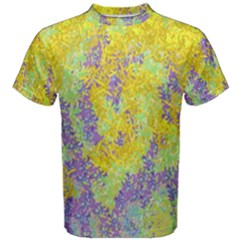 Backdrop Background Abstract Men s Cotton Tee