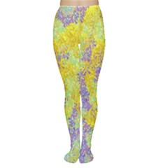 Backdrop Background Abstract Women s Tights