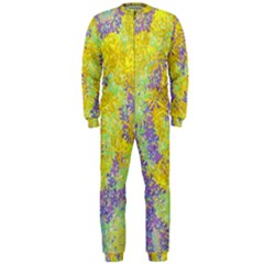 Backdrop Background Abstract OnePiece Jumpsuit (Men)