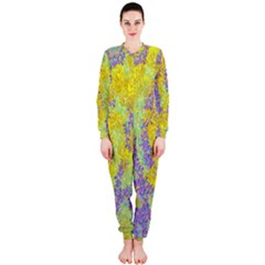 Backdrop Background Abstract OnePiece Jumpsuit (Ladies)