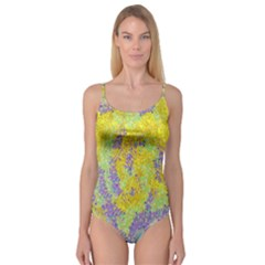 Backdrop Background Abstract Camisole Leotard