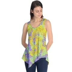 Backdrop Background Abstract Sleeveless Tunic