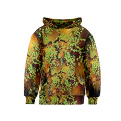 Backdrop Background Tree Abstract Kids  Pullover Hoodie