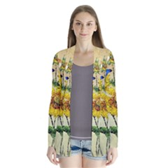 Backdrop Colorful Butterfly Cardigans