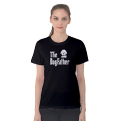 The dog father - Women s Cotton Tee