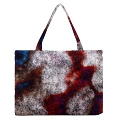 Background For Scrapbooking Or Other Medium Zipper Tote Bag