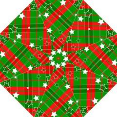 Background Abstract Christmas Folding Umbrellas